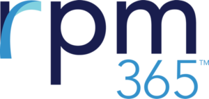 Logo for rpm365 -Remote Patient Monitoring Platform for CPT Code Reimbursement