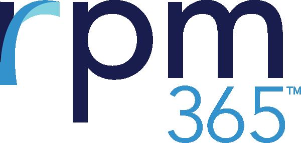 Logo for rpm365 -Remote Patient Monitoring Platform for CPT Code Reimbursement