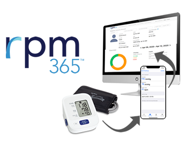The RPM365 Remote Patient Monitoring Platform