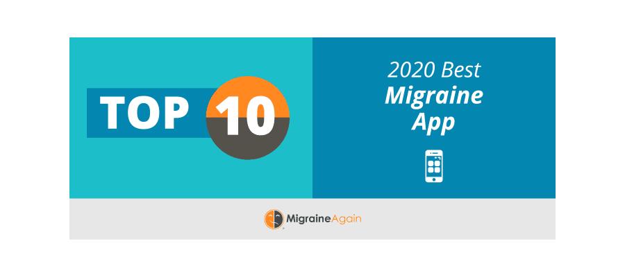migraine again top 10 app