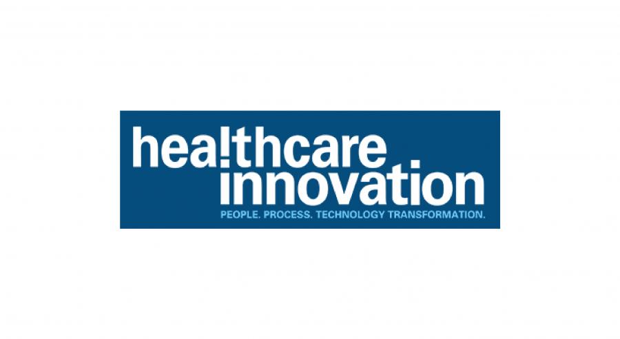 Logo for Healthcare Innovation