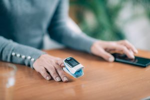 Pulse Oximeter for Remote Patient Monitoring